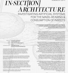 In-Sect[ion] Architecture FreeLab 2014 / Kaltenbach