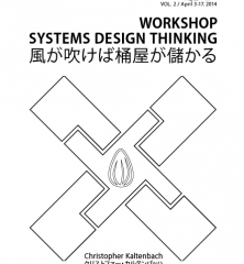 manual cover: Systems Design Thinking Workshop / Vol.2 / SEED / Kaltenbach